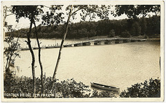WP1991 WPG - PONTOON BRIDGE - ELM PARK