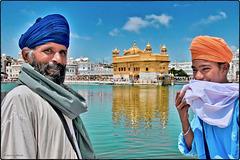 Sikhs de père en fils