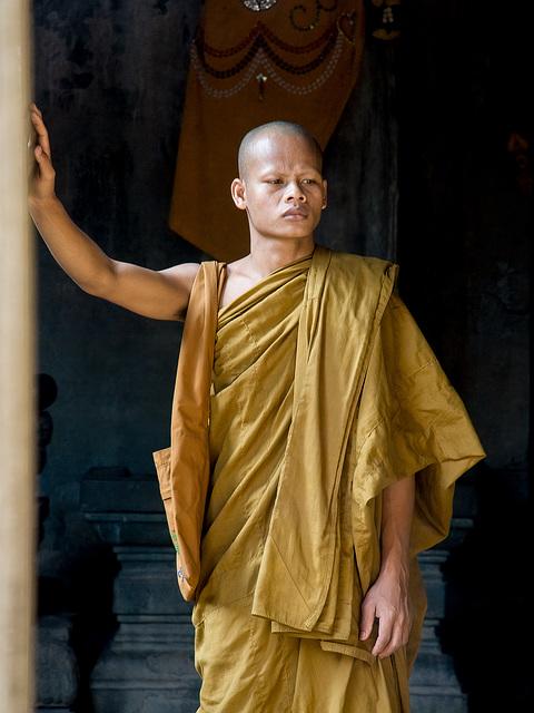 In den Ruinen von Angkor