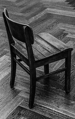 The Beauty of simple Things: Just a Chair