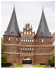 Holstentor - Lübeck