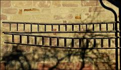 Immer an der Wand lang....
