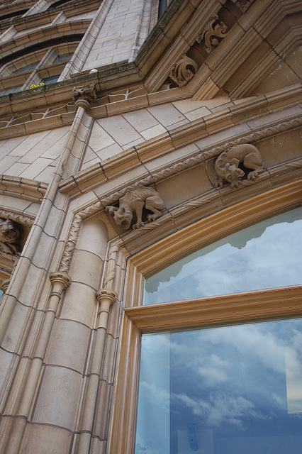 Old Queens College Building, Paradise Street, Birmingham