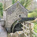 A working water mill