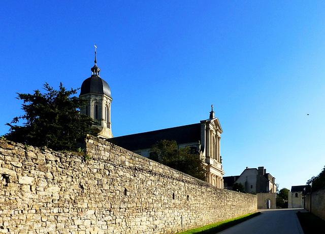 FR - Juaye-Mondaye - Abbaye St. Martin