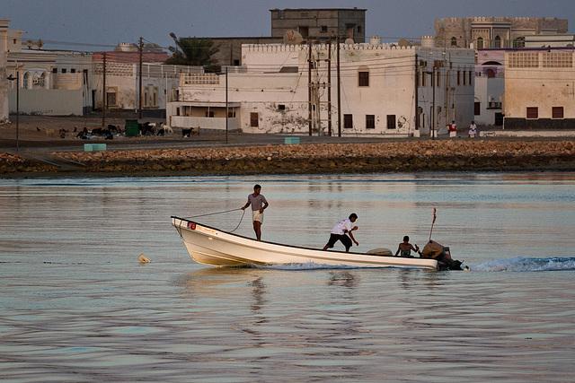 Hafenstadt Sur, Oman