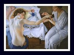 L'aigle bleu de Francine VanHove