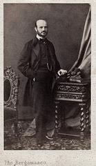 Enrico Calzolari by Bergamasco