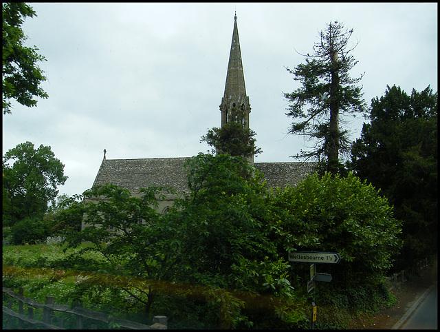 St Leonard's spire
