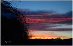 Lever du soleil Cowansville
