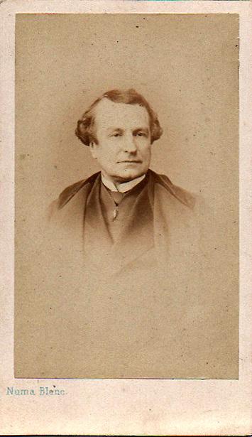 Joseph Couderc by Numa Blanc