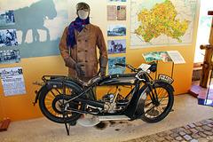 Motorrad Wanderer - ein Auslaufmodell