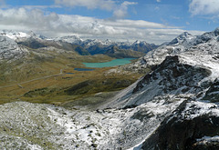 Switzerland - Bernina Pass