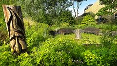 Tarbert Healing Garden