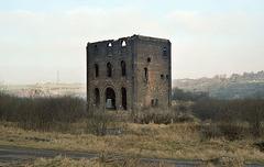 Chatterley ironworks, Harecastle