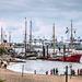 Veteran Ship Museum - Elbstrand am Museumshafen Oevelgönne (135°)