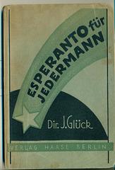 Glück, Esperanto für Jedermann, 1931