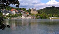 Wupper-Stausee bei Beyenburg