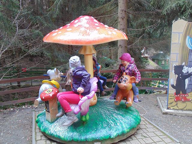 Saalburger Märchenwald