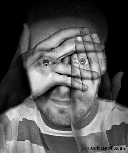 I spy with my little eye....