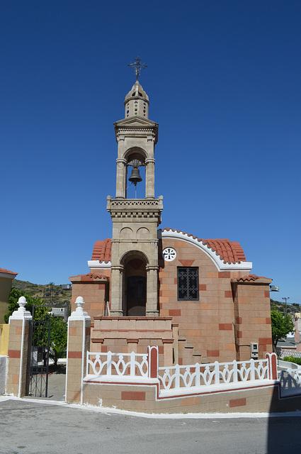 Rhodes, Aghios Antonios Church in Laerma