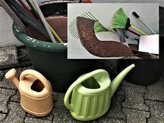 Garden implements (just a few)