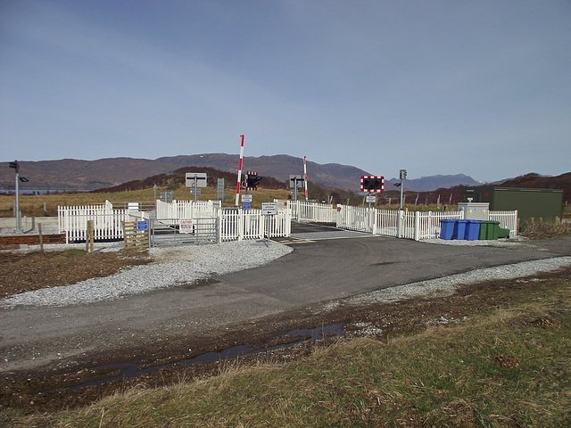 Duirinish level crossing-b