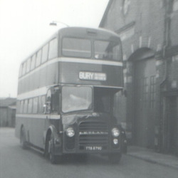 Ramsbottom UDC 5 (TTB 879D) - 31 May 1966