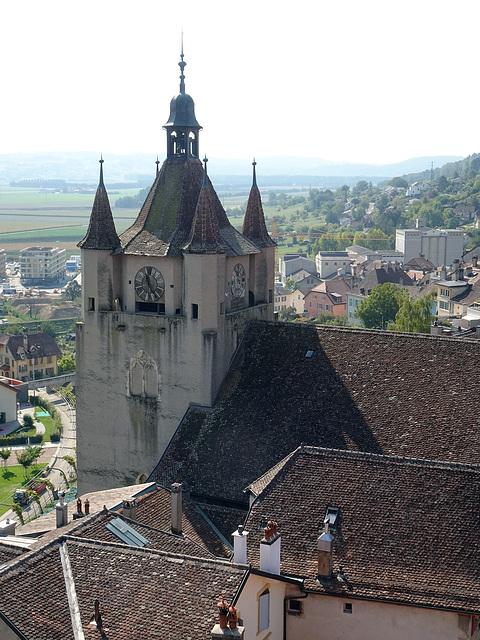Reformierte Kirche Notre-Dame, Orbe