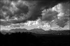 Nuvolades al Berguedà