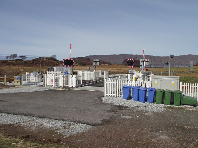 Duirinish level crossing-c