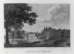 Wiseton Hall, Nottinghamshire (Demolished)