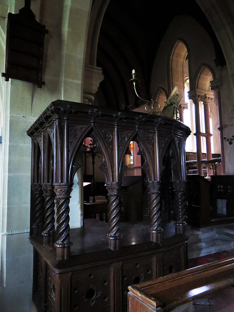 thursford church, norfolk