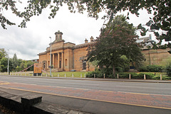 Disused Former Court House, Toft Road, Knutsford, Cheshire