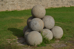 The Fortress of Rhodes, Stony Kernels