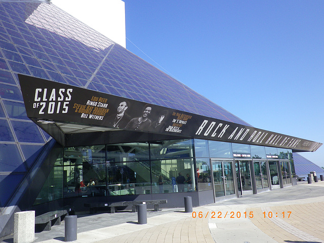 Cleveland's Rock and Roll Hall of Fame