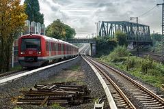 """""""S"""" - Bahn"""