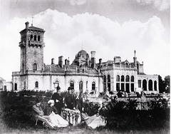 Fretherne Court, Gloucestershire (Demolished c1928)