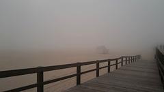 Monte Gordo, Misty mystery
