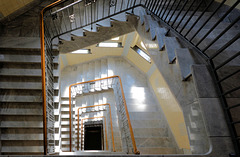 Treppenhaus im Wallhof (3xPiP)