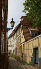 Lüneburger Altstadt, In der Techt