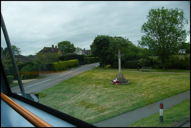 Alveston war memorial