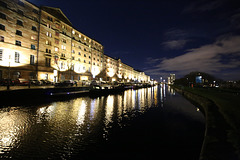 Glasgow Nightscapes - Speirs Wharf