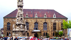 HU - Budapest - Altes Rathaus