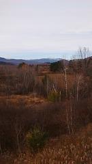 White mountains landscape / Paysage des montagnes blanches