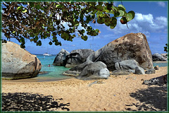 Tortola : Virgin Gorda un vero paradiso !