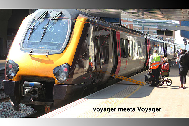 Voyagers - Reading - 20.4.2015