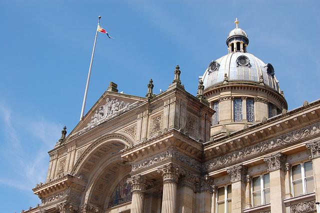 City Hall, Birmingham, West Midlands