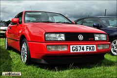 1990 VW Corrado 16V - G674 FKD