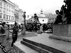 Kraków Street Photo